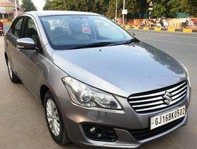 Used 2015 Maruti Ciaz ZXi MT for sale in Ahmedabad