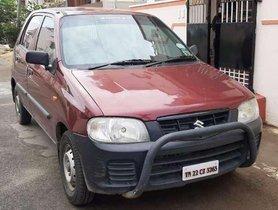 Maruti Suzuki Alto LXi BS-IV, 2011, Petrol MT for sale in Coimbatore