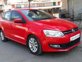 Used 2014 Volkswagen Polo Diesel Highline 1.2L MT for sale in Pune