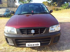 Maruti Suzuki Alto LXi BS-IV, 2007, Petrol MT for sale in Tiruppur