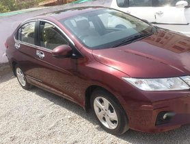 Used Honda City ZX VTEC·Plus 2016 MT for sale in Hyderabad