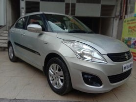 Maruti Suzuki Dzire ZXI 2014 MT for sale in Pune