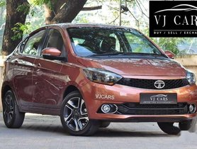 Used Tata Tigor Xz, 2018, Petrol MT for sale in Chennai