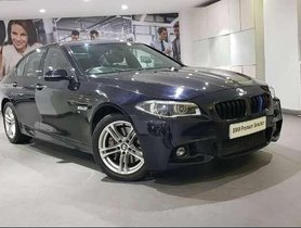 Used BMW 5 Series 530d M Sport 2014 AT for sale in Mumbai
