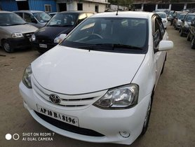 2012 Toyota Etios Liva GD MT for sale in Hyderabad