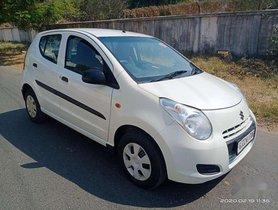 Maruti Suzuki A-Star Vxi (ABS), 2011, Petrol MT for sale in Vadodara