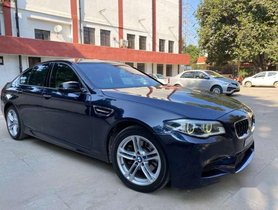 Used 2015 BMW 5 Series 520d Luxury Line AT for sale in Jamui