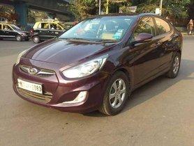 Hyundai Verna 1.6 CRDi SX, 2012, Diesel MT for sale in Thane