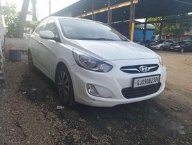 Used Hyundai Verna 1.6 CRDi SX 2012 MT for sale in Ahmedabad