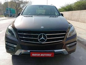 Used 2014 Mercedes Benz M Class AT for sale in Ahmedabad