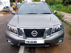 Used 2016 Nissan Terrano XL MT for sale in Erode