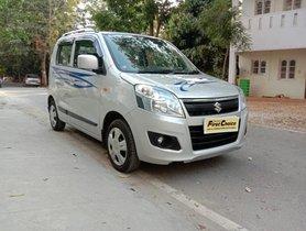 Used 2015 Maruti Suzuki Wagon R AMT VXI AT for sale in Bangalore