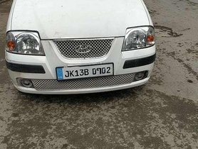 Hyundai Santro Xing XL, 2010, Petrol MT for sale in Srinagar