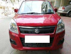 Used 2015 Maruti Suzuki Wagon R VXI MT for sale in Hyderabad