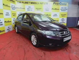 Used 2012 Honda City AT for sale in Thane