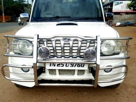 Mahindra Scorpio SLX 2.6 Turbo 8 Str, 2008, Diesel MT in Tiruppur