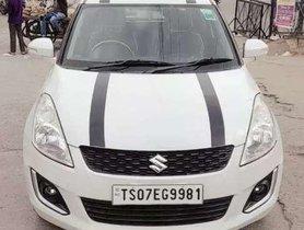 Used 2015 Maruti Suzuki Swift VXI MT for sale in Hyderabad