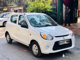 Maruti Suzuki Alto 800 CNG LXI 2017 MT for sale in Mumbai