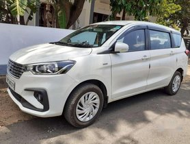 Maruti Suzuki Ertiga VDi, 2019, Diesel AT for sale in Tiruchirappalli