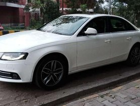 Used Audi A4 35 TDI Premium 2010 AT for sale in Lucknow