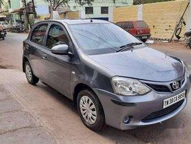 Used 2015 Toyota Etios Liva G MT for sale in Coimbatore