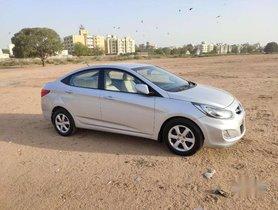 Hyundai Verna 1.6 CRDi SX, 2012, Diesel MT for sale in Ahmedabad