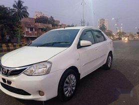 Used 2013 Toyota Etios GD MT for sale in Nashik