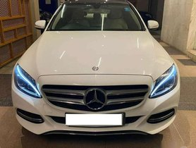 Used 2015 Mercedes Benz C-Class AT for sale in Ernakulam