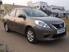 Used Nissan Sunny XL D 2012 MT for sale in Tiruppur
