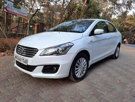 Used Maruti Suzuki Ciaz 2016 MT for sale in Goregaon