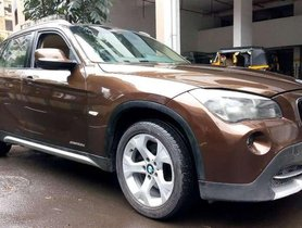 Used BMW X1 sDrive20d, 2011, Diesel AT for sale in Mumbai