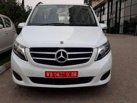 Used Mercedes-Benz V-Class, 2019, Diesel AT for sale in Kolkata