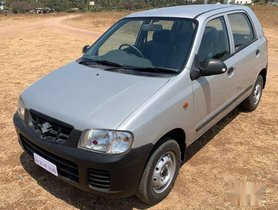 Used Maruti Suzuki Alto 2007 MT for sale in Tiruppur