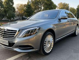 Used Mercedes Benz S Class 2016 AT for sale in Faizabad