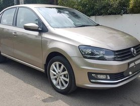 2018 Volkswagen Vento 1.5 TDI Highline Plus AT in Coimbatore