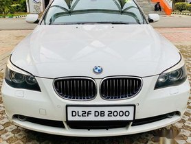 Used BMW 5 Series 525i 2006 AT for sale in Gurgaon