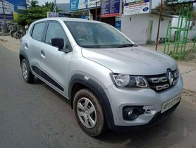 Used Renault KWID 2015 MT for sale in Visakhapatnam