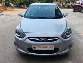 Used Hyundai Verna 1.6 VTVT 2012 MT in Bangalore