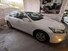 Used Honda Accord 2009, Petrol MT for sale in Chandigarh