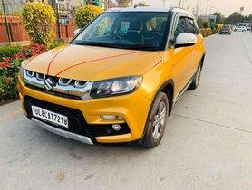 Maruti Suzuki Vitara Brezza ZDi, 2018, Diesel AT for sale in Noida