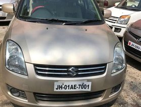 Used 2010 Maruti Suzuki Swift Dzire MT for sale in Ranchi