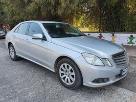 Mercedes Benz E Class 2013 AT for sale in Pune
