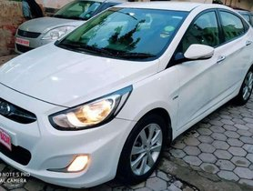 Used 2013 Hyundai Verna 1.6 CRDi SX MT for sale in Visakhapatnam