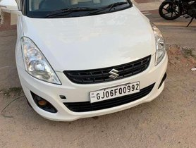 Used 2013 Maruti Suzuki Swift Dzire MT for sale in Vadodara