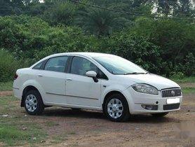 Fiat Linea Emotion 1.3 MJD, 2010, Diesel MT for sale in Surat