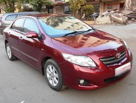 2009 Toyota Corolla Altis G MT for sale in Mumbai