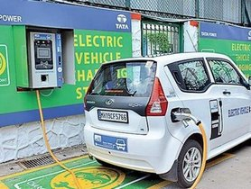 How Much Will Electric Vehicle Charging Cost You In India?