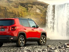 Next-gen Jeep Renegade to Rival the Likes of Hyundai Creta in India