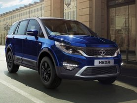 Tata Hexa Sales Drop to Absolute Zero as Production Comes To an End
