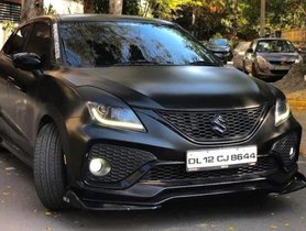 Here is a Maruti Baleno Delta Model that Looks Hotter than the RS Version